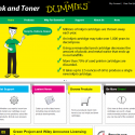 Image for Ink and Toner For Dummies